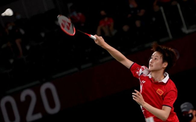 第24金!陈雨菲2比1胜戴资颖,获羽球女单冠军