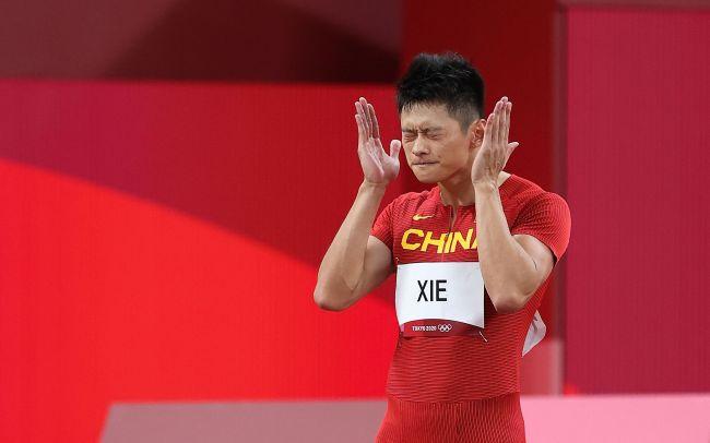 谢震业未能晋级奥运200米决赛 预赛跑出个人赛季最好成绩