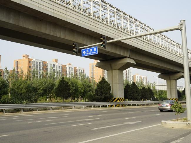 新一轮回天行动计划接续开展,北清路安立路快速化改造2024年完工