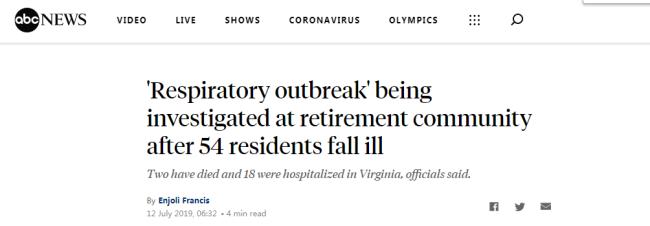 """环球深观察丨""""病毒扩散国""""的真面目:全世界都在盯着德特里克堡的门缝"""
