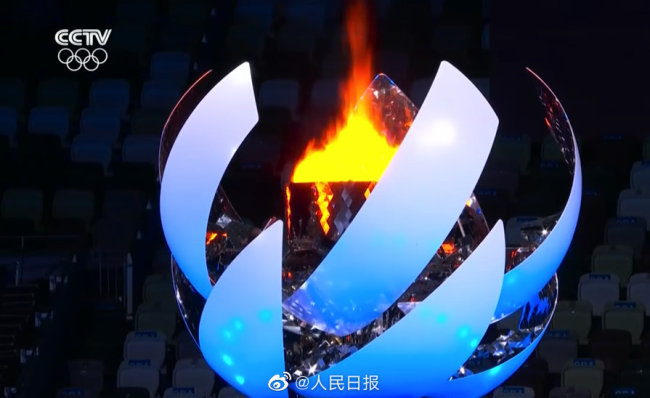2020东京奥运会闭幕