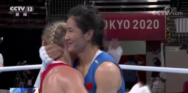 奥运精神 中国力量 | 敢打敢拼!拳击姑娘们永不言弃、超越自我
