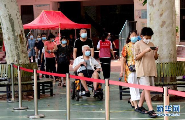 郑州开展第四轮全员核酸检测