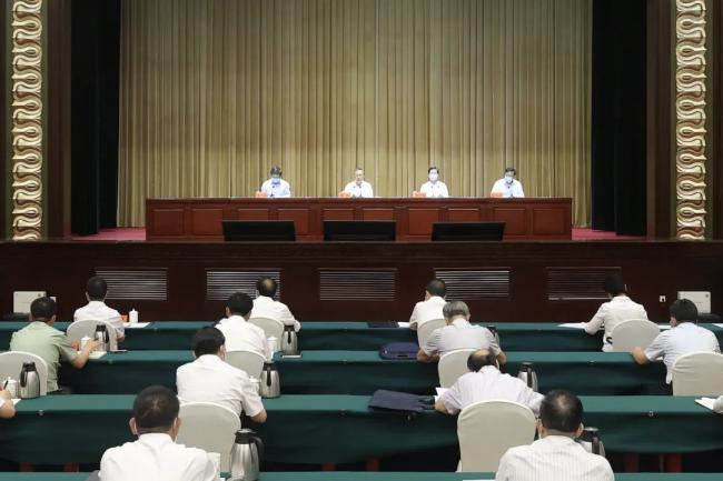 """国务院郑州""""7·20""""特大暴雨灾害调查组进驻河南"""