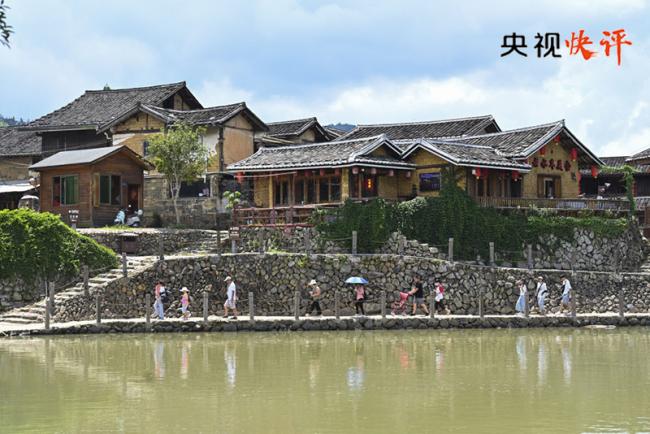 【央视快评】把社会主义新农村建设得更加美丽宜居