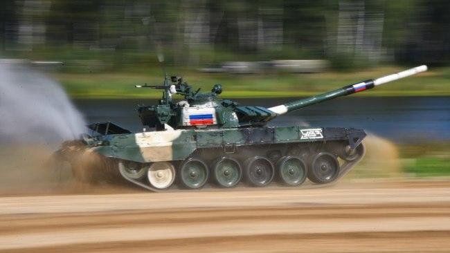 超越俄罗斯 坦克两项单车赛中国队小组第一