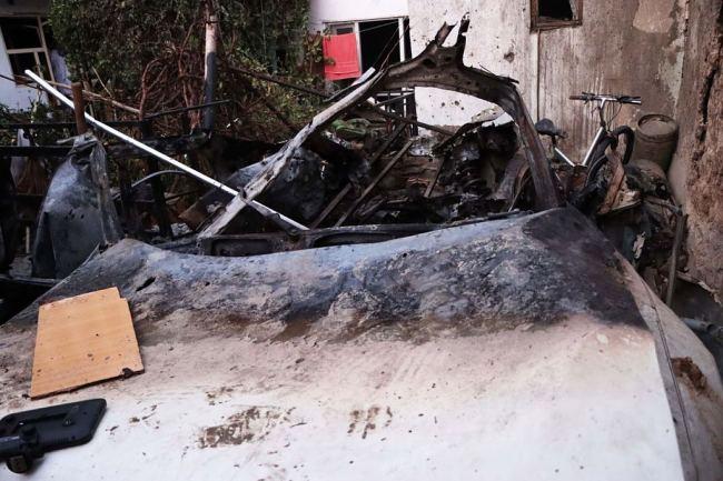 美军承认无人机袭击可能伤及无辜袭击目标为两人