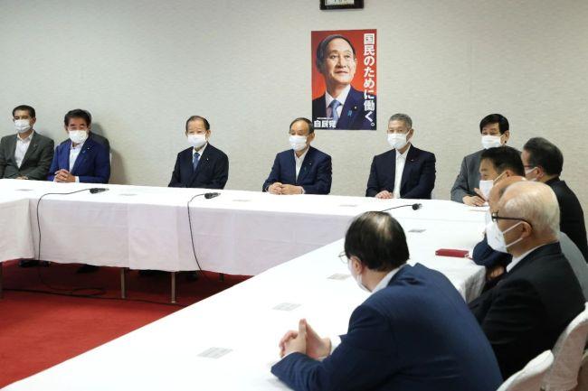 菅义伟退选 谁会成日本下任首相?
