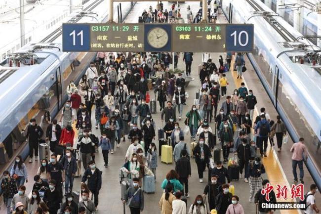 中秋假期火车票明起开售!疫情对出行有影响吗?
