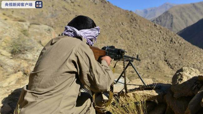 """""""民族抵抗阵线"""":帕里扬地区已无塔利班势力"""