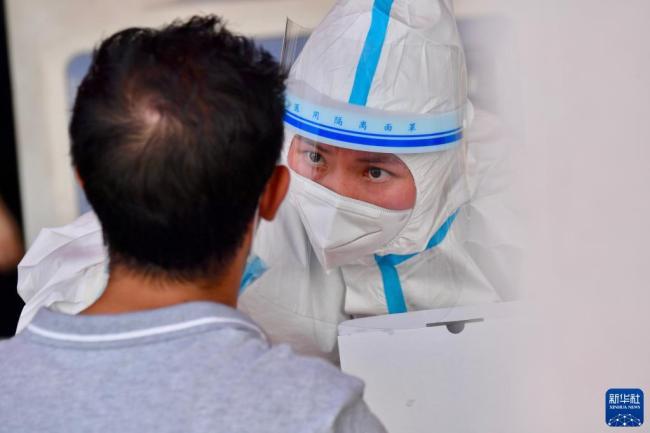 厦门启动全市全员核酸检测