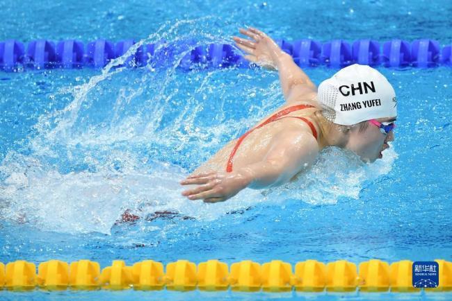 全运会 运动员夺冠精彩瞬间