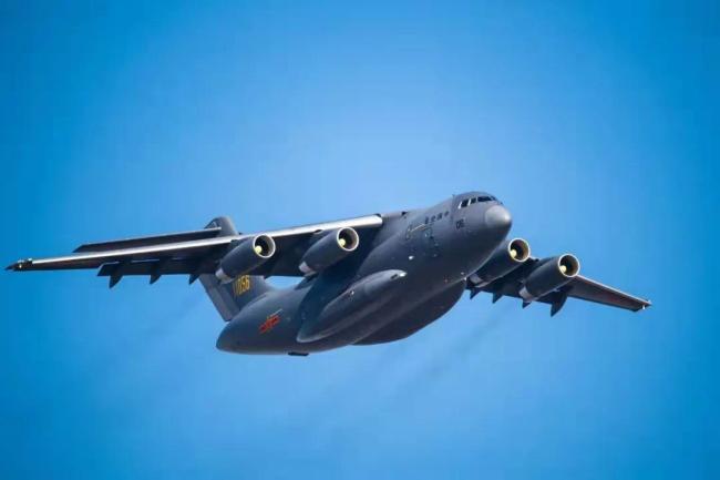 中国空军公布参加第13届中国航展阵容