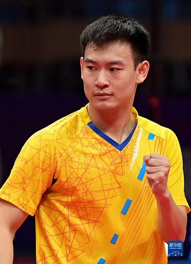 樊振东4-0刘丁硕夺全运会乒乓球男单冠军