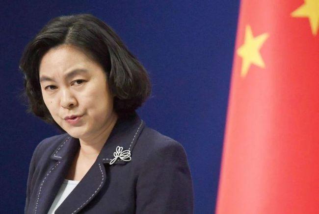 在华西方人收到通知可能被用作人质?外交部驳斥