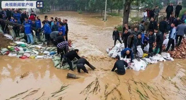 陕西山西洪涝灾害严重 两部门启动国家Ⅳ级响应