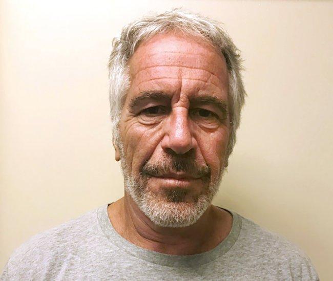 资料图:爱泼斯坦 图自:纽约州性罪犯者登记处