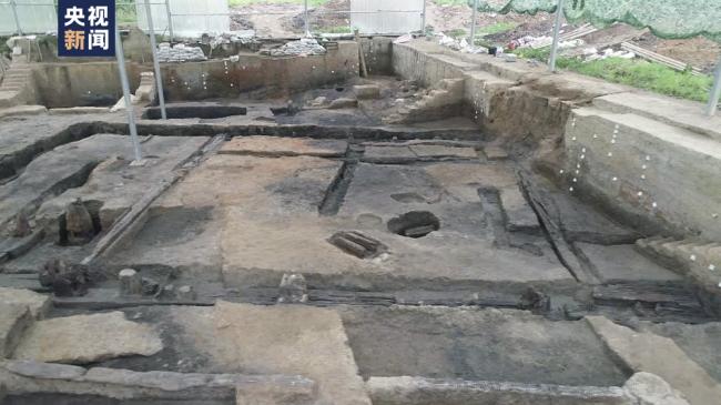 中国考古史罕见!湖南发现4700年前木结构建筑遗迹