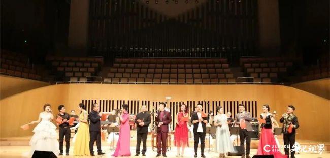 你听过山东弦索乐吗?——《乡音乡情》山东风格题材专场音乐会将于12月27日在山东省会大剧院上演