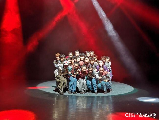 山艺群舞《沂蒙母亲》和《移山》成功入选第十三届全国舞蹈展