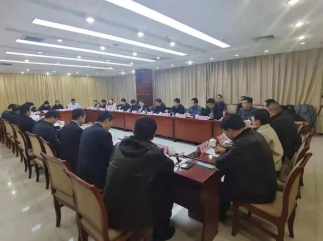 德州乐陵市委书记樊廷雷带队赴庆云县对接协同发展工作