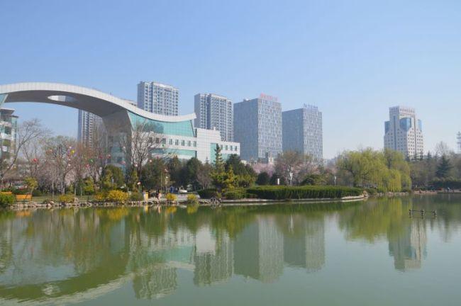 """定位美丽内涵,绘建""""全域大公园"""" 淄博着力打造""""公园城市"""""""