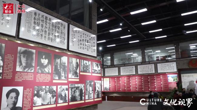走进泰安新泰市毛泽东文献博物馆,缅怀领袖功绩   传承红色基因
