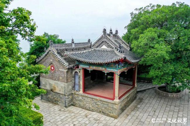 威海刘公岛龙王庙和水师学堂两座戏楼封存了岁月,惊艳了时光