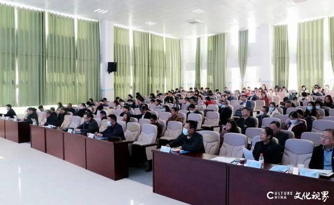 济南高新区汉峪小学和劝学里小学承办,高新区2021年教育教学工作部署会成功召开