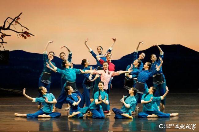 以足尖芭蕾赞颂沂蒙情深 大型原创芭蕾舞剧《沂蒙》再现军民颂歌,山东省会大剧院即将上演
