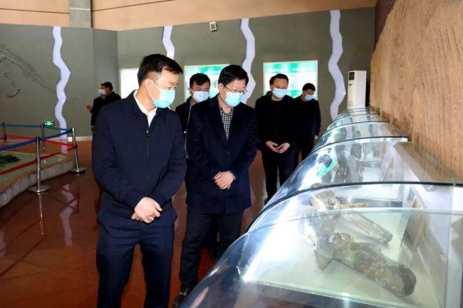 陕西三原县领导到得利斯集团参观考察,谋求在更多领域、更广范围内开展合作