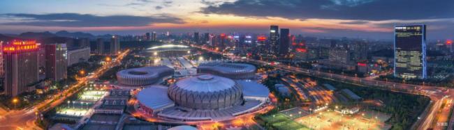 济南银丰科技公园以即将交付的工程实力、生态办公的体验,打造硬核城市商务配套