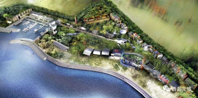 兴建十载,世界一流——青岛西海艺术湾即将揭开神秘面纱