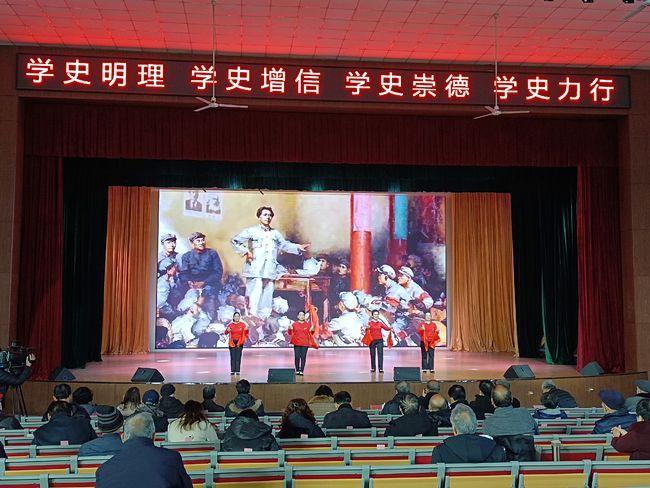 淄博市淄川区线上线下齐发力,抓实离退休干部党员党史学习教育