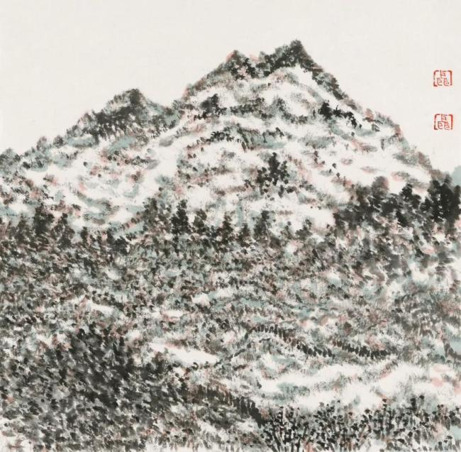 虚实结合,因势而起气韵——青年画家聂松莒县风景写生作品解读