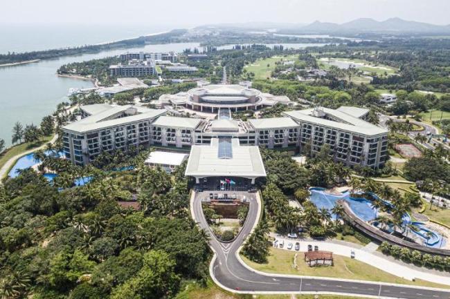 今年世界首个线下大型国际会议——博鳌亚洲论坛2021年年会开幕