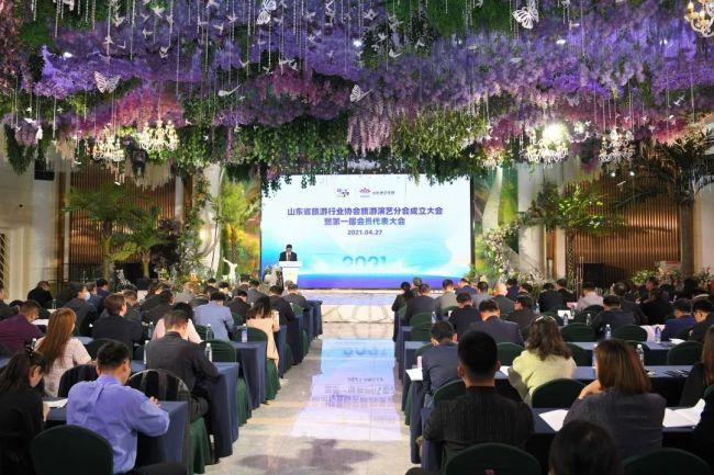山东省旅游行业协会旅游演艺分会成立,山东演艺集团当选首任会长单位