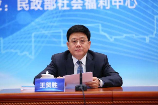 王贺胜出任国家疾病预防控制局局长