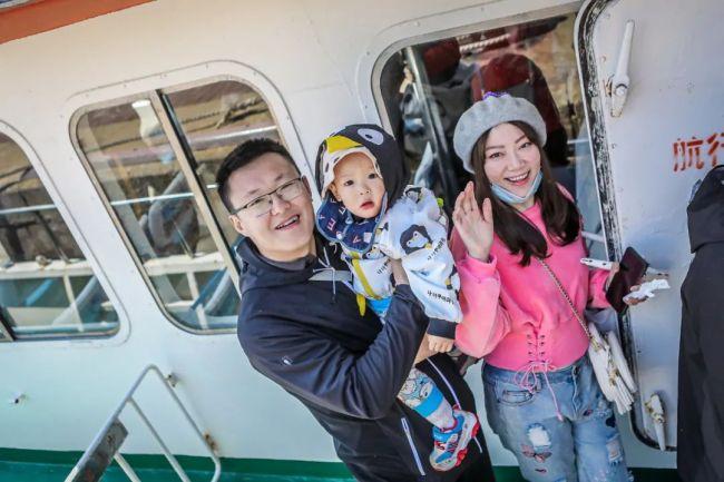 """威海刘公岛家庭游,""""五一""""假期和孩子一起成长"""