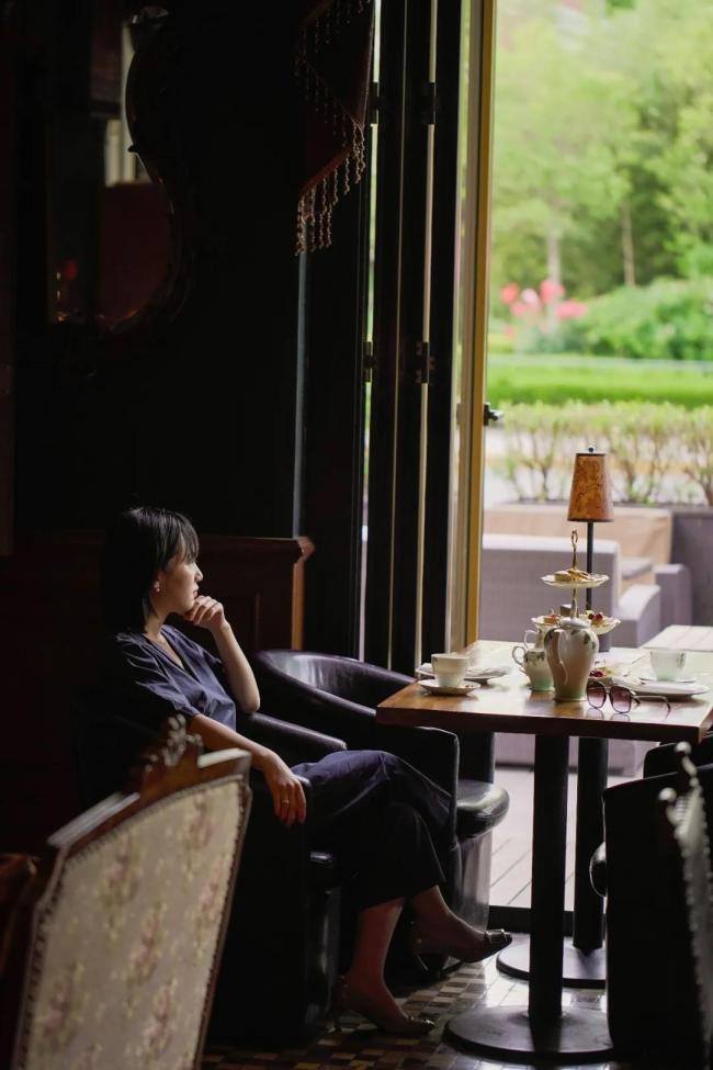 打卡济南和平咖啡馆,享受户外花园下午茶