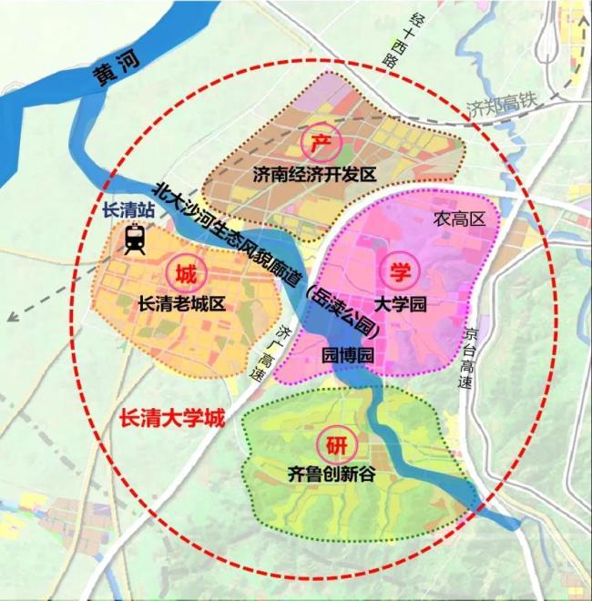 """安家济南:搭上""""西兴""""发展快车道 揭秘水发·信息小镇备受青睐的原因"""