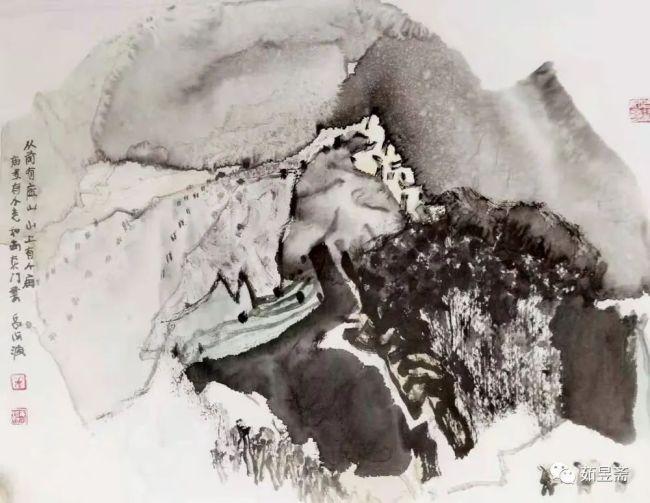 绘画是一种本能的需要一一著名画家岳海波谈绘画的意义