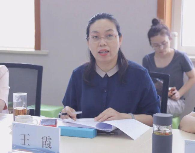 专家现场点评,济南市历山学校教科研专题培训暨课题中期论证会圆满举行