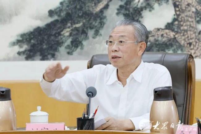 刘家义主持召开种业高质量发展专题会议
