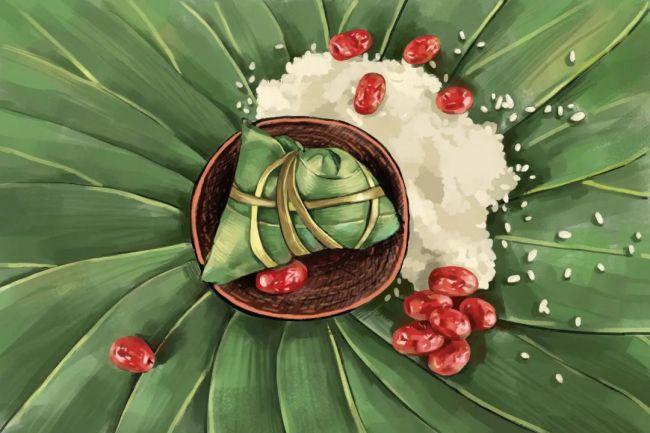 遍插桃枝人间爱,粽香蛋暖慈母心——作家刘致福《端午记》中的脉脉温情