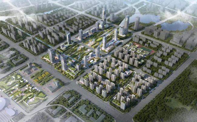 绿地·临沂城际空间站:赋能临沂北上发展,崭新面貌飞速兑现