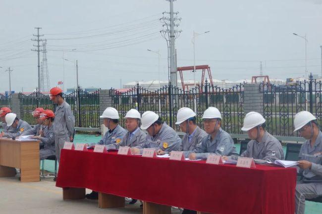 东营联合石化开展应急抢险演练,夯实应急管理处置水平