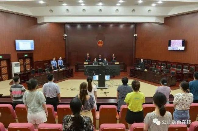 潍坊市政府原党组副书记、副市长王树华一审被判12年