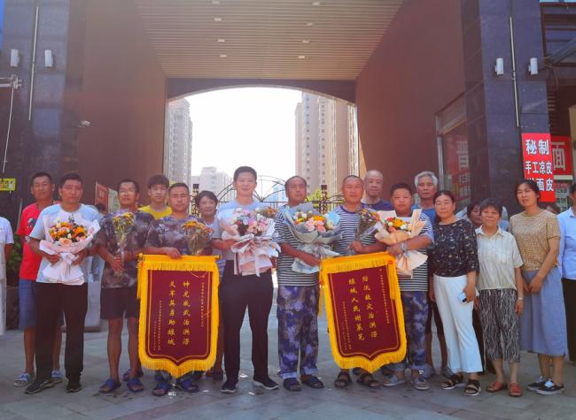 山东省水利厅全力支援河南排涝抢险,累计排水量达54万方
