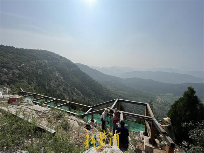 这就是山东·济南丨千佛山至蚰蜒山将打造绿道网络,一览群山连绵的景观